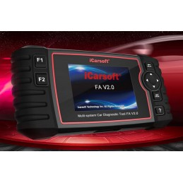 diagnostika FORD + ELM327 USB diagnostika