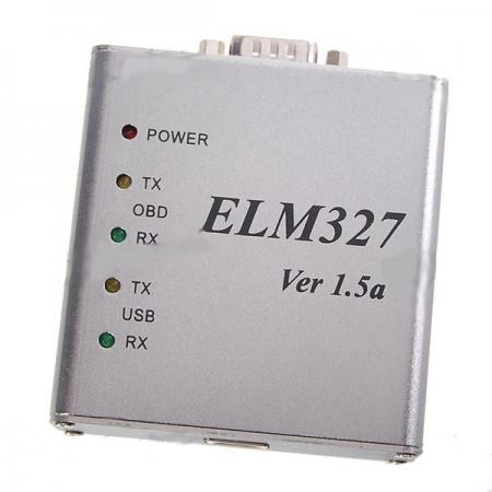 BDM100 flasher - programátor řídících jednotek BDM 100