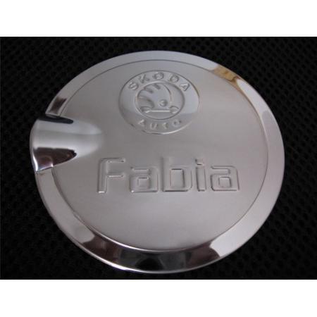 Nerezové Víčko nádrže Škoda Fabia