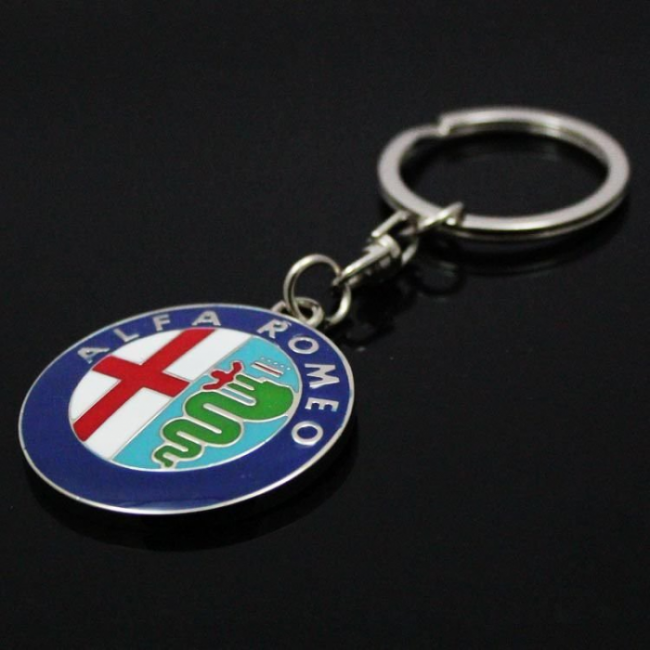 Přívěsek Alfa Romeo