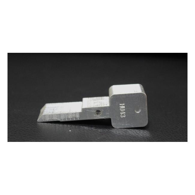 Nouzové klíče HU43 OPEL