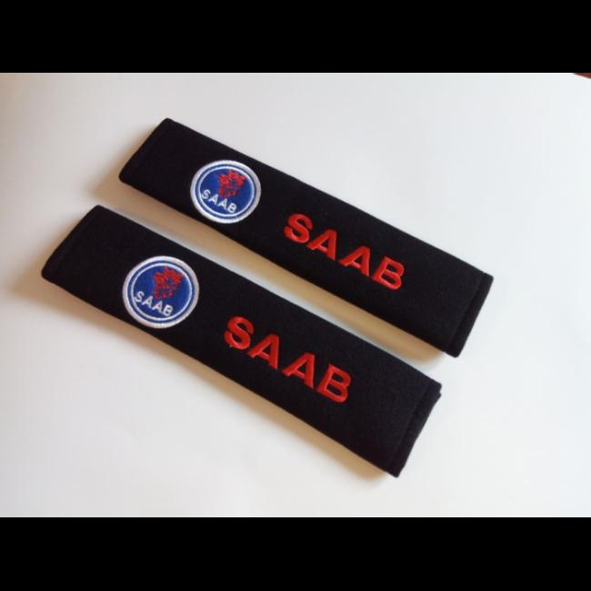 návleky na pásy SAAB - černé