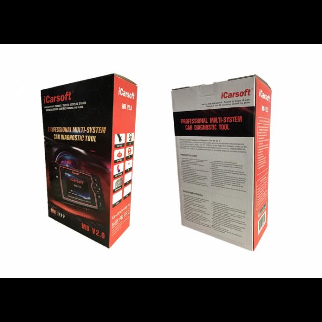 redukce adapter kabel MERCEDES-BENZ 38 PIN diagnostika všech jednotek vozu