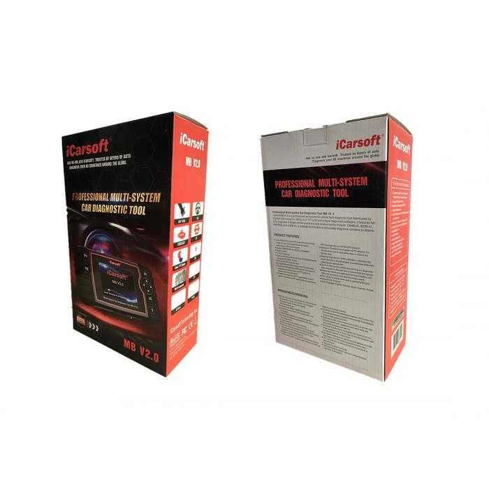 redukce adapter kabel MERCEDES-BENZ 38 PIN a přepínací panel - brakeout box R38MBB - E8