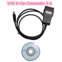 Diagnostický kabel pro Super Vag Commander K+CAN 3.6