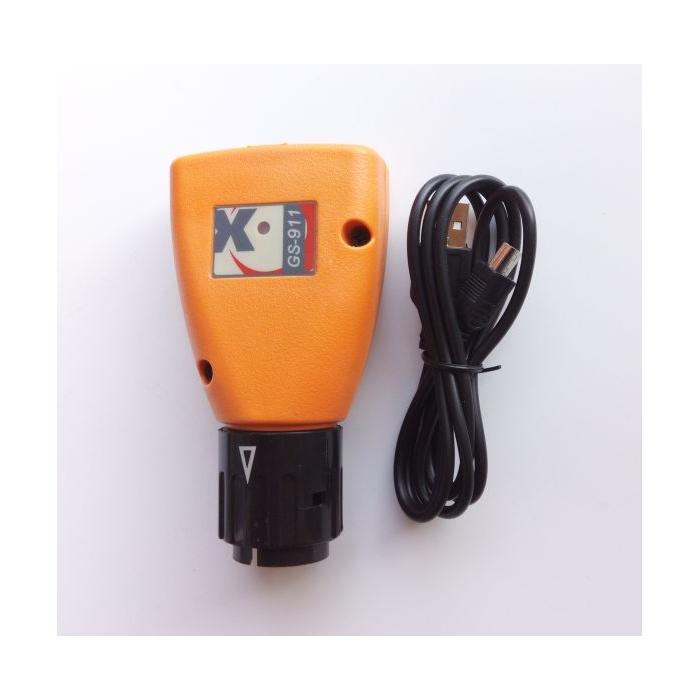 Přívěsek na klíče - VW kožený KCVWK1