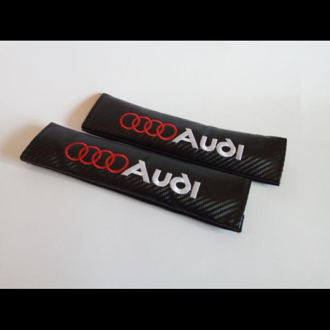 návleky na pásy Audi - černé